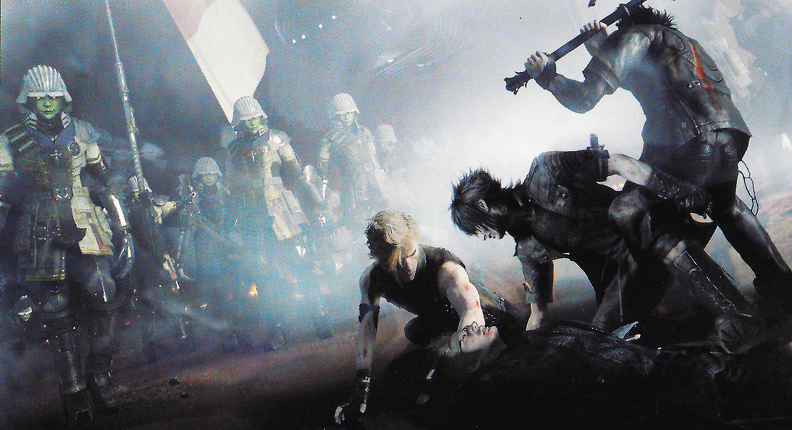 Party-and-Niflheim-Forces-FFXV