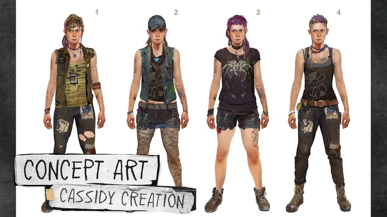 Official Character Profiles - Cassidy Concept Art 01