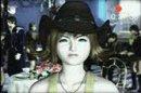 Che carina Selphie col cappello di Irvine!
