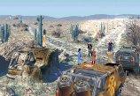 Il bivio nel deserto