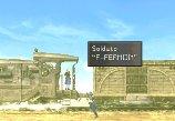 """Soldato: """"F-FERMI!"""""""