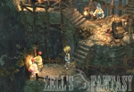 Mokku e Stilzkin in un cunicolo di Fossil Roo