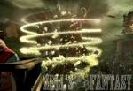 Atomos, invocato da Brahne, distrugge Lindblum