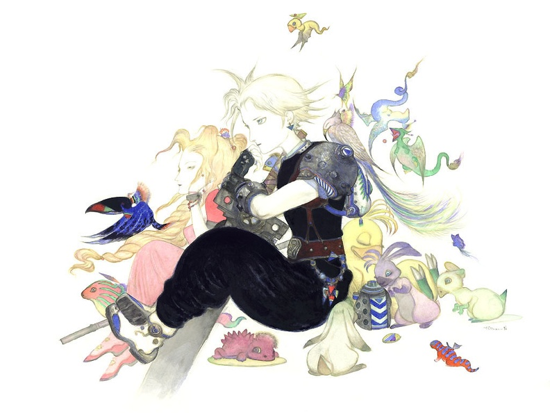 cloud aerith1