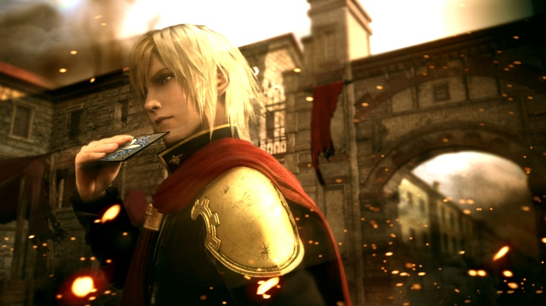 Final Fantasy Type-0 Screenshot 1402404662