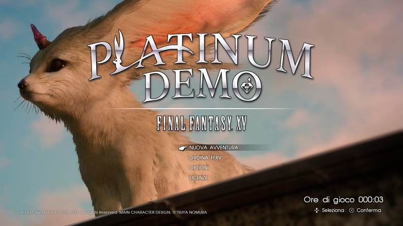 PLATINUM DEMO – FINAL FANTASY XV 20160331143701