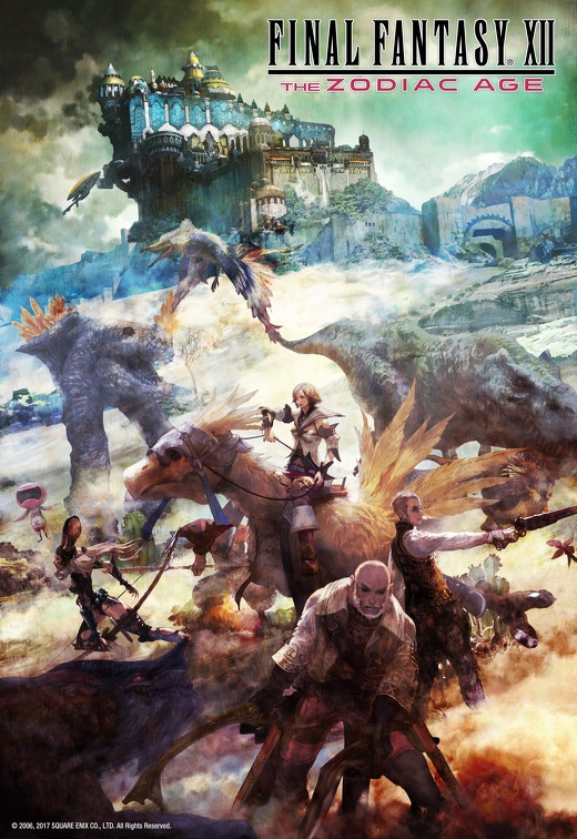 FFXII PC Kamikokuryo Art PC Available Now 1517497092