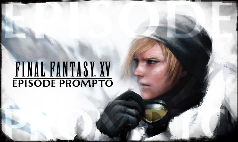 FFXV Episode Prompto key visual