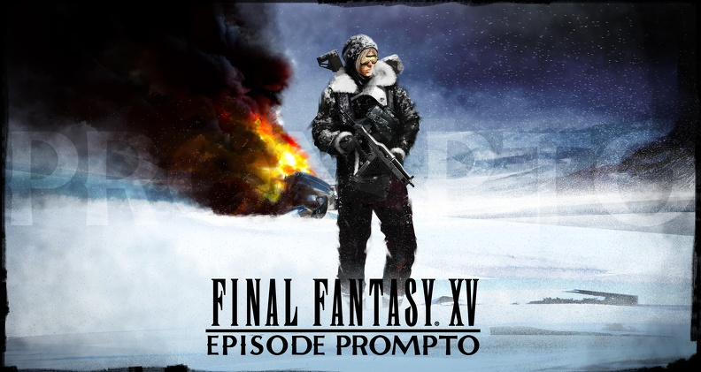 FFXV Episode Prompto key visual 2