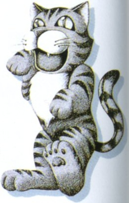 FFVI Tabby Suit Artwork
